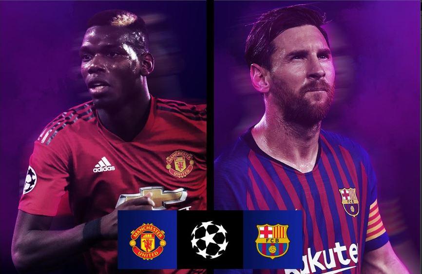 Lịch thi đấu và trực tiếp bóng đá Cúp C1/Champions League - lượt đi vòng tứ kết