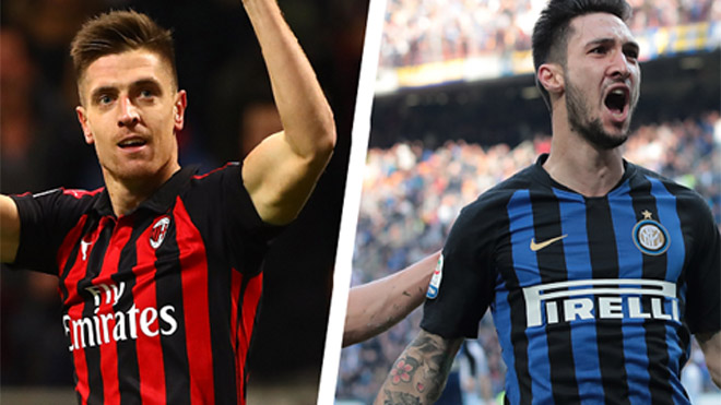 bong da, truc tiep bong da hôm nay, trực tiếp bóng đá, AC Milan vs Inter Milan, AC Milan đấu với Inter Milan, Milan vs Inter, xem bong da truc tuyen, FPT Play