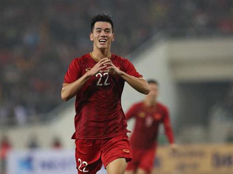 Tiến Linh xứng đáng là 'sát thủ' mới của đội tuyển Việt Nam