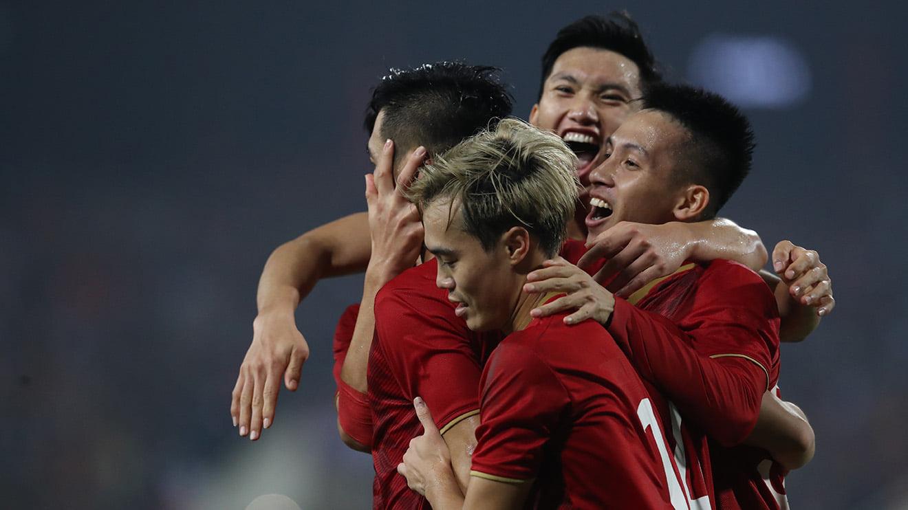 Bảng xếp hạng bảng G vòng loại World Cup 2022: Việt Nam, Thái Lan, Malaysia, Indonesia, UAE