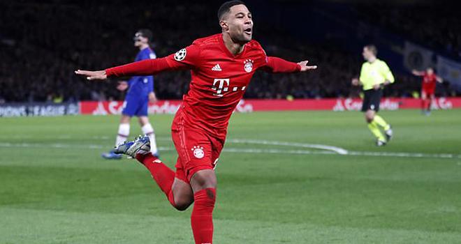 Chelsea vs Bayern, ket qua bong da hôm nay, kết quả bóng đá, ket qua bong da, kết quả Cúp C1, Cúp C1, C1, Champions League, truc tiep bong da hôm nay, Gnabry, Bayern