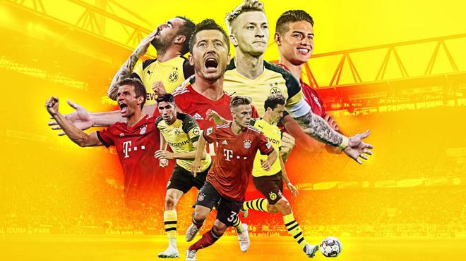 Lịch thi đấu bóng đá Đức Bundesliga vòng 28