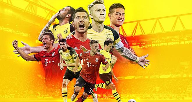 Lich thi dau bong da hom nay, Lịch thi đấu bóng đá, Dortmund vs Bayern, FOX Sports, truc tiep bong da, trực tiếp bóng đá, lịch thi đấu bóng đá, lịch thi đấu Bundesliga
