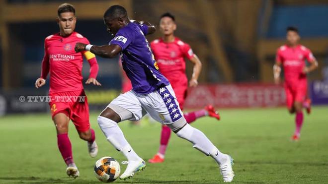 Trực tiếp bóng đá: Hà Nội vs Sài Gòn. Trực tiếp bóng đá V-League. BĐTV. VTC3