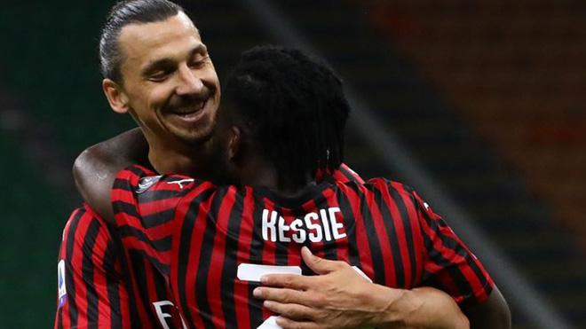 Ibrahimovic: 'Nếu tôi ở đây từ đầu mùa, Milan đã giành Scudetto'