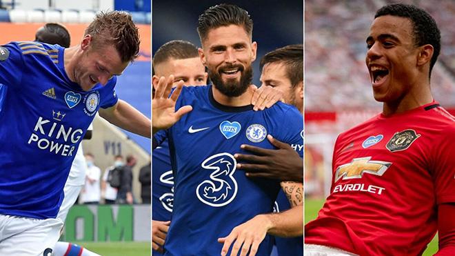 Cập nhật cuộc đua Top 4 ngoại hạng Anh: MU, Chelsea và Leicester đua Top 4