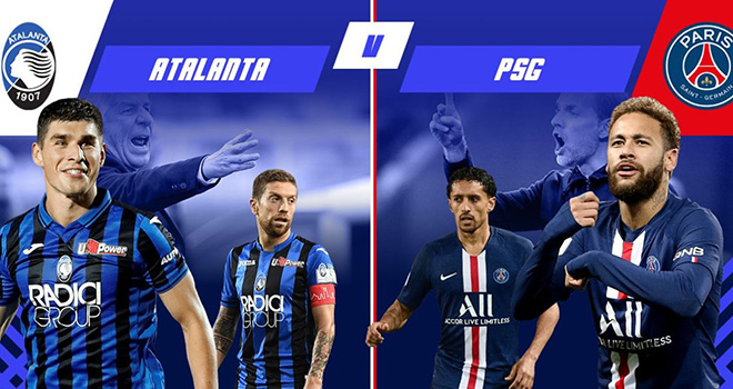 Link xem trực tiếp bóng đá, Atalanta vs PSG, Trực tiếp bóng đá, Kèo nhà cái, Xem trực tiếp bóng đá cúp C1 châu Âu, K+PM, Trực tiếp Atalanta đấu với PSG, C1