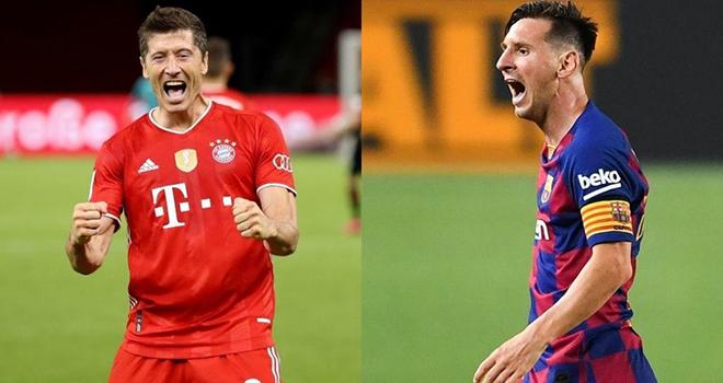 Lịch thi đấu cúp C1, Lịch thi đấu tứ kếtChampions League, Lịch thi đấu bóng đá cúp C1,Barcelona vs Bayern Munich, Man City vs Lyon, Leipzig vs Atletico, Cúp C1