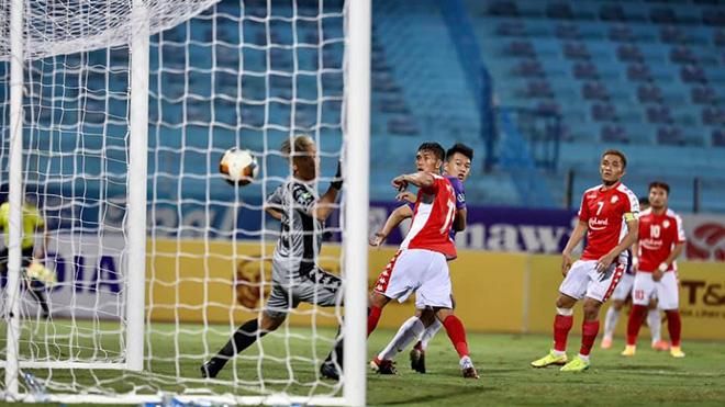 Kết quả bóng đá, Hà Nội 5-1 TPHCM, Quảng Ninh 1-2 Viettel, Bán kết cúp Quốc gia, kết quảbán kết cúp Quốc gia,Kết quả bóng đá bán kết cúp Quốc gia, Kết quả bóng đá VN