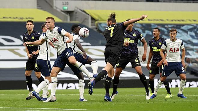 Quả phạt đền Tottenham phải nhận bị coi là 'nổi ô nhục', hủy hoại bóng đá