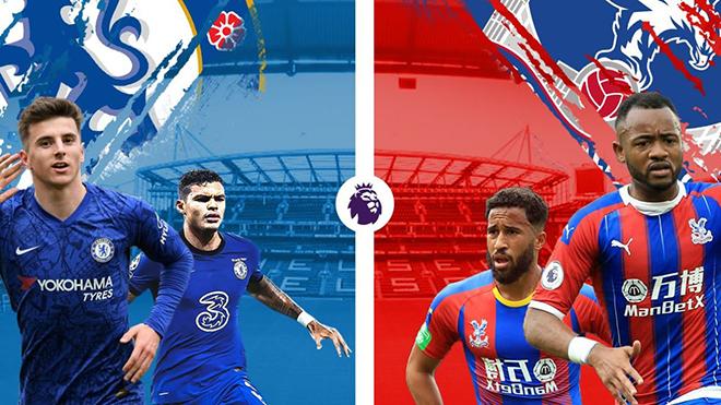 Link xem trực tiếp bóng đá, Chelsea vs Crystal Palace, K+, K+PM, Xem trực tiếp bóng đá Anh, Trực tiếp Chelsea đấu với Crystal Palace, Xem bóng đá trực tuyến
