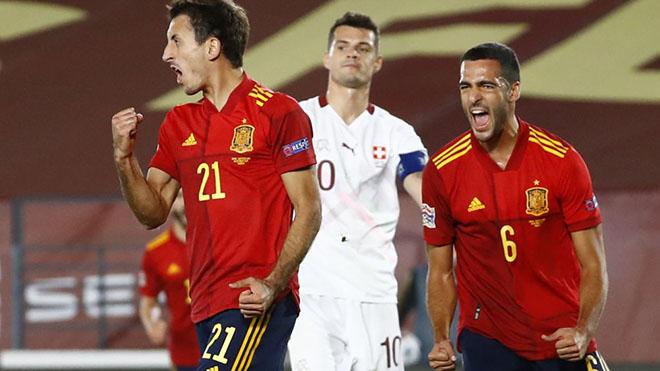 Link xem trực tiếp bóng đá,Thụy Sĩ vs Tây Ban Nha, trực tiếp bóng đá, Trực tiếp Nations League, Trực tiếp Bóng đá Thụy Sĩ đấu với Tây Ban Nha, BXH Nations League