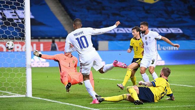 Link xem trực tiếp bóng đá,Pháp vs Thụy Điển, trực tiếp bóng đá, Trực tiếp UEFA Nations League, Trực tiếp Bóng đá Pháp đấu với Thụy Điển, BXH UEFA Nations League