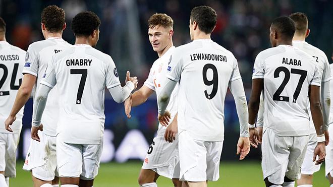 Link trực tiếp bóng đá Bayern Munich vs Salzburg, Xem trực tiếp cúp C1, Trực tiếp K+NS, Trực tiếp bóng đá, Trực tiếp Bayern Munich vs Salzburg, Kèo bóng đá Bayern