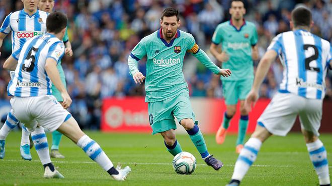 Link xem trực tiếp Barcelona vs Real Sociedad, Vòng 14 La Liga, Trực tiếp La Liga, Trực tiếp bóng đá Tây Ban Nha, Barcelona đấu với Real Sociedad, Truc tiep bong da