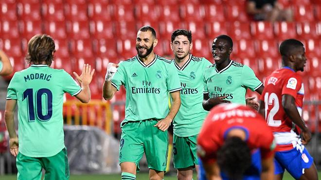 Link xem trực tiếp Real Madrid vs Granada, trực tiếp bóng đá, Real Madrid vs Granada, Trực tiếp vòng 15 La Liga, Trực tiếp Bóng đá TV, xem bóng đá trực tuyến