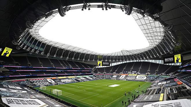 Tottenham, Tottenham - Fulham, Tottenham vs Fulham, trận Tottenham vs Fulham bị hoãn, Covid 19, ngoại hạng Anh, bóng đá Anh, Mourinho, Premier League