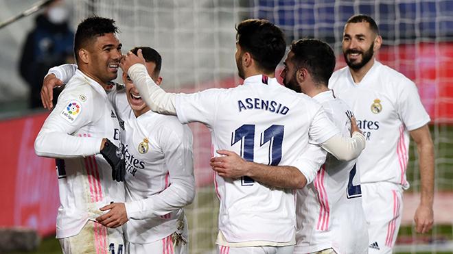 Real Madrid. Video Real Madrid vs Celta Vigo. Video clip bàn thắng Real Madrid
