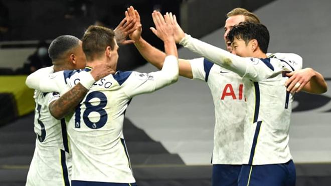Tottenham. Video Tottenham 3-0 Leeds. Video clip bàn thắng Tottenham vs Leeds