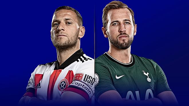 Link xem trực tiếpSheffield vs Tottenham, trực tiếp bóng đá, Sheffield vs Tottenham, K+, K+PM, Trực tiếp Sheffield đấu với Tottenham, BXH ngoại hạng Anh