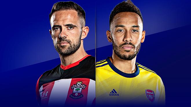 Link xem trực tiếpSouthampton vs Arsenal, trực tiếp bóng đá, Southampton vs Arsenal, K+PC, Trực tiếp Southampton đấu với Arsenal, Kèo bóng đá Southampton vs Arsenal