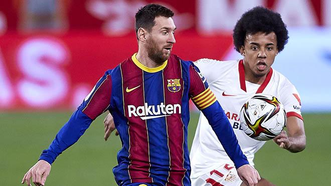 Barcelona. Video clip bàn thắng trận Sevilla vs Barcelona. Video Sevilla vs Barcelona. Kết quảbóng đá Tây Ban Nha. Kết quảBarcelona đấu với Sevilla. Bảng xếp hạng Liga