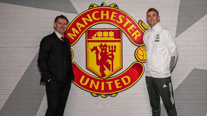 MU chính thức bổ nhiệm giám đốc bóng đá và giám đốc kỹ thuật
