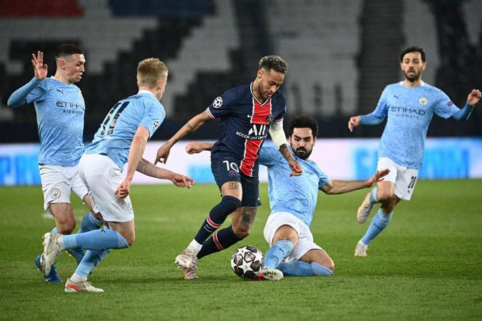 Video Man City vs PSG, Video clip bàn thắng trận Man City vs PSG, Kết quả Bán kết lượt về Cúp C1 châu Âu Champions League, Kết quả Man City vs PSG, kết quả Cúp C1