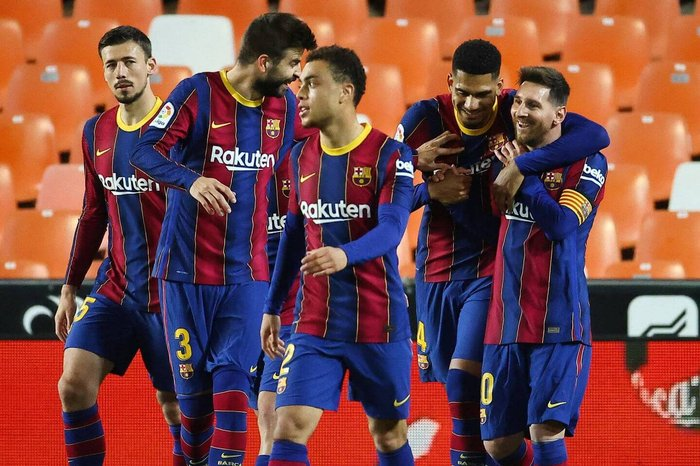 Link xem trực tiếptrận Levante vs Barcelona. BĐTV trực tiếp bóng đá Tây Ban Nha