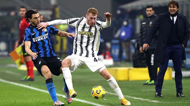Kết quả bóng đá Ý Serie A vòng 37:Juventus vs Inter Milan. BXH bóng đá Italia