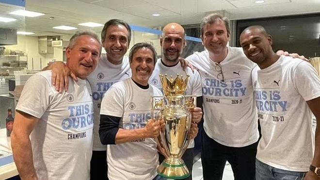 Man City vô địch Ngoại hạng Anh 2020-21 sớm 3 vòng
