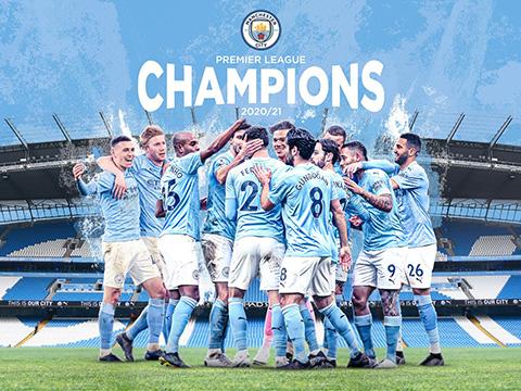 Man City vô địch Ngoại hạng Anh: Những người hùng của mùa giải đại thành công