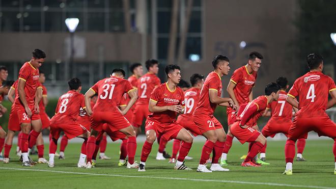 Cập nhật trực tiếp bóng đá: Giao hữu Việt Nam- Jordan
