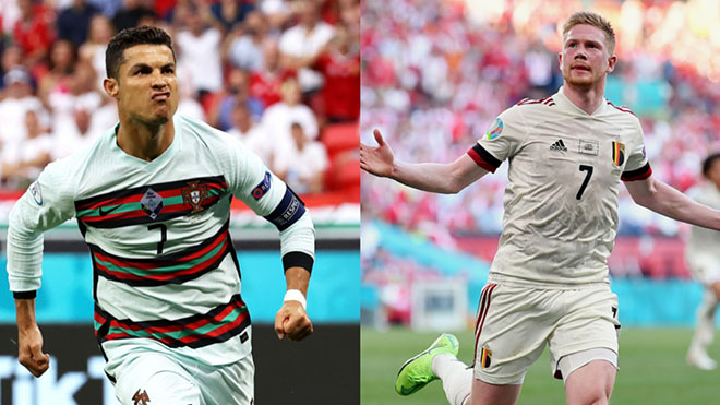 [CẬP NHẬT] Trực tiếp bóng đá: Hà Lan vsSéc, Bỉvs Bồ Đào Nha, EURO 2021 vòng 1/8