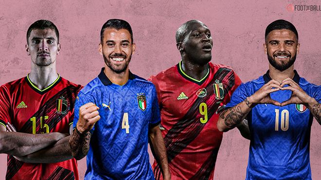 Lịch thi đấu EURO 2021. VTV6 VTV3 trực tiếp bóng đá hôm nay 1/7/2021