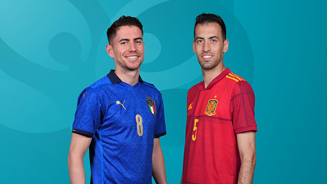 [CẬP NHẬT] Trực tiếp bóng đá Ý vs Tây Ban Nha, bán kết EURO 2021 hôm nay (VTV3)