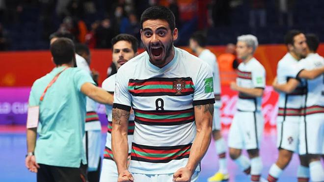 VTV6 TRỰC TIẾP futsal Bồ Đào Nha vsKazakhstan, Futsal World Cup 2021 (00h00, 1/10)