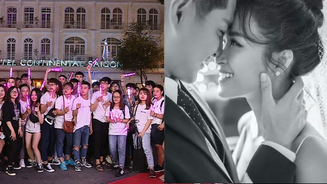 Đám cưới Đông Nhi và Ông Cao Thắng: Yêu thương 10 năm, fan hâm mộ tiễn thần tượng về nhà chồng