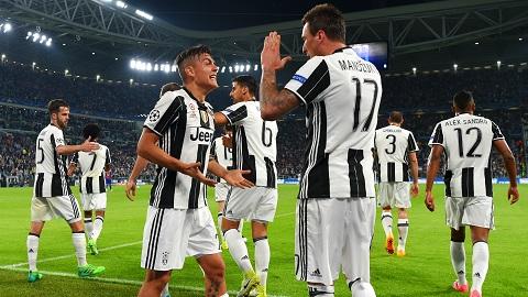 Khả năng vô địch của Juventus được đánh giá ngang ngửa với Real Madrid