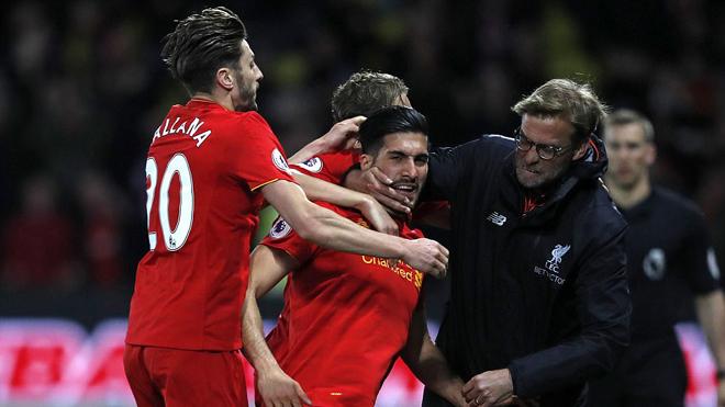 Liverpool chiến thắng trong nỗi sợ hãi quen thuộc
