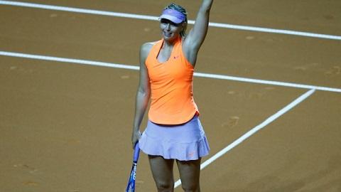 Vé xem trận đấu trở lại của Sharapova đã được bán hết