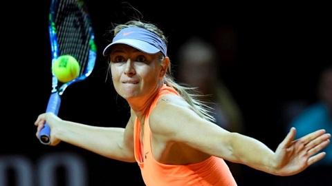 Sharapova sẽ đem lại nguồn gió tươi mới cho các giải đấu của WTA