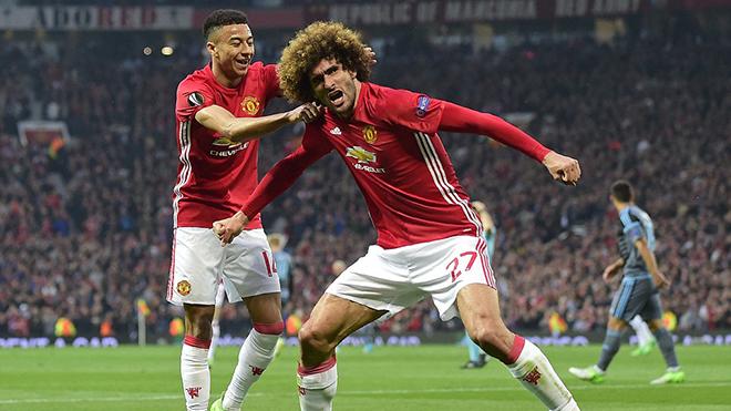 Video clip bàn thắng, tình huống trận Man United 1-1 Celta Vigo