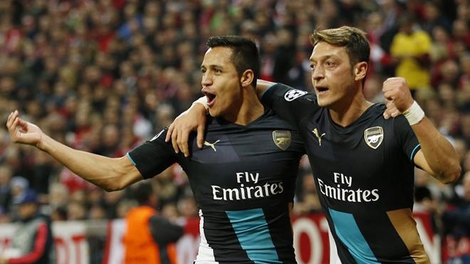 Arsenal đưa ra đề nghị cuối cùng cho Sanchez và Oezil