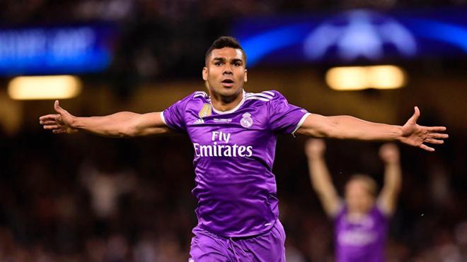 Casemiro: Người khiến Zidane chưa bao giờ đánh mất niềm tin