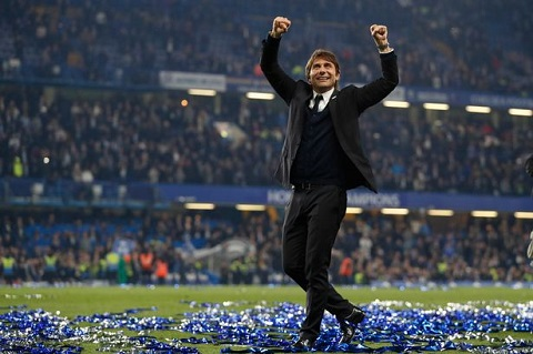Antonio Conte liệu có thể giữ Chelsea trên đỉnh?