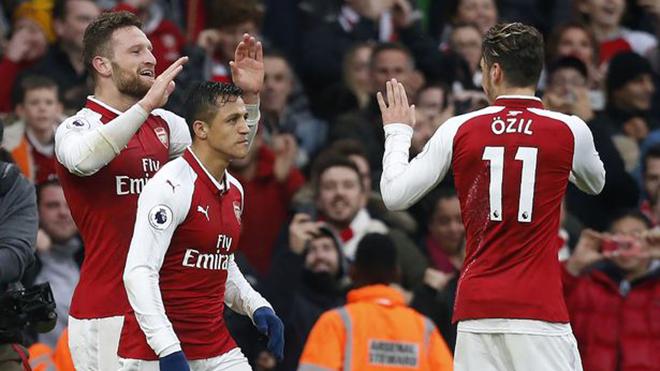 ĐIỂM NHẤN Arsenal 2-0 Tottenham: Wenger trên tài Pochettino. Lacazette sẽ thay được Sanchez