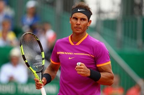 Nadal là tay vợt giàu kinh nghiệm nhất còn lại của giải đấu