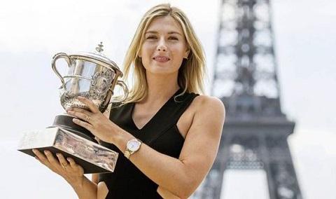 Sharapova không được lòng nhiều đồng nghiệp