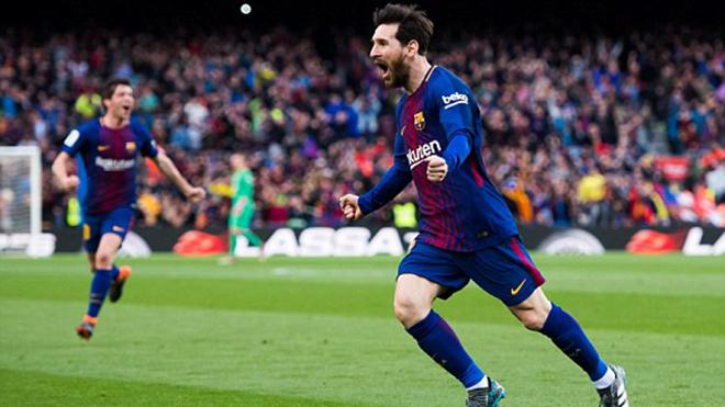 ĐIỂM NHẤN Barcelona 1-0 Atletico: Messi vẫn đỉnh, Barca không chỉ giỏi tấn công